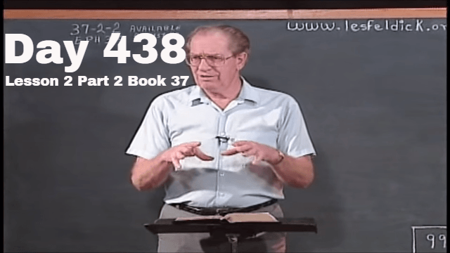 438: Unsearchable Riches Of Christ = Part 2